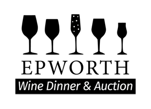 Epworth Wine Dinner and Auction logo